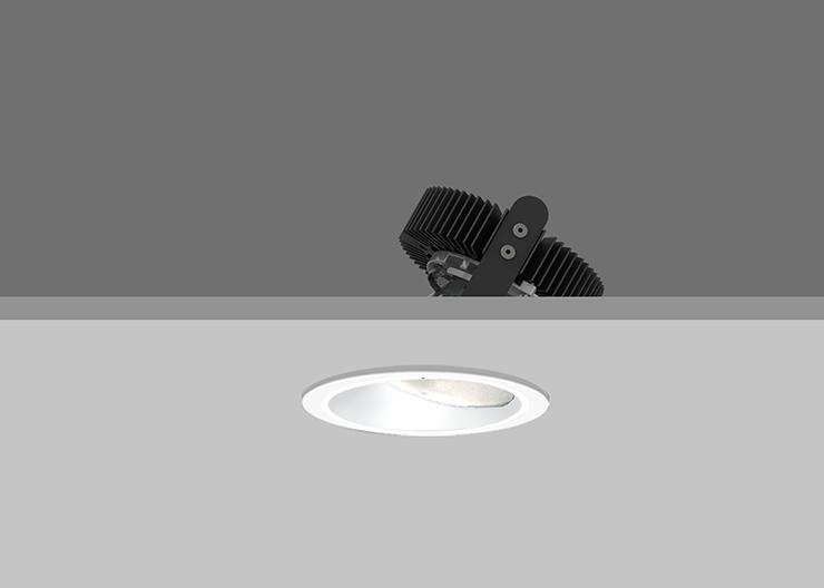 Ambiance X100  Lens Wallwasher - White